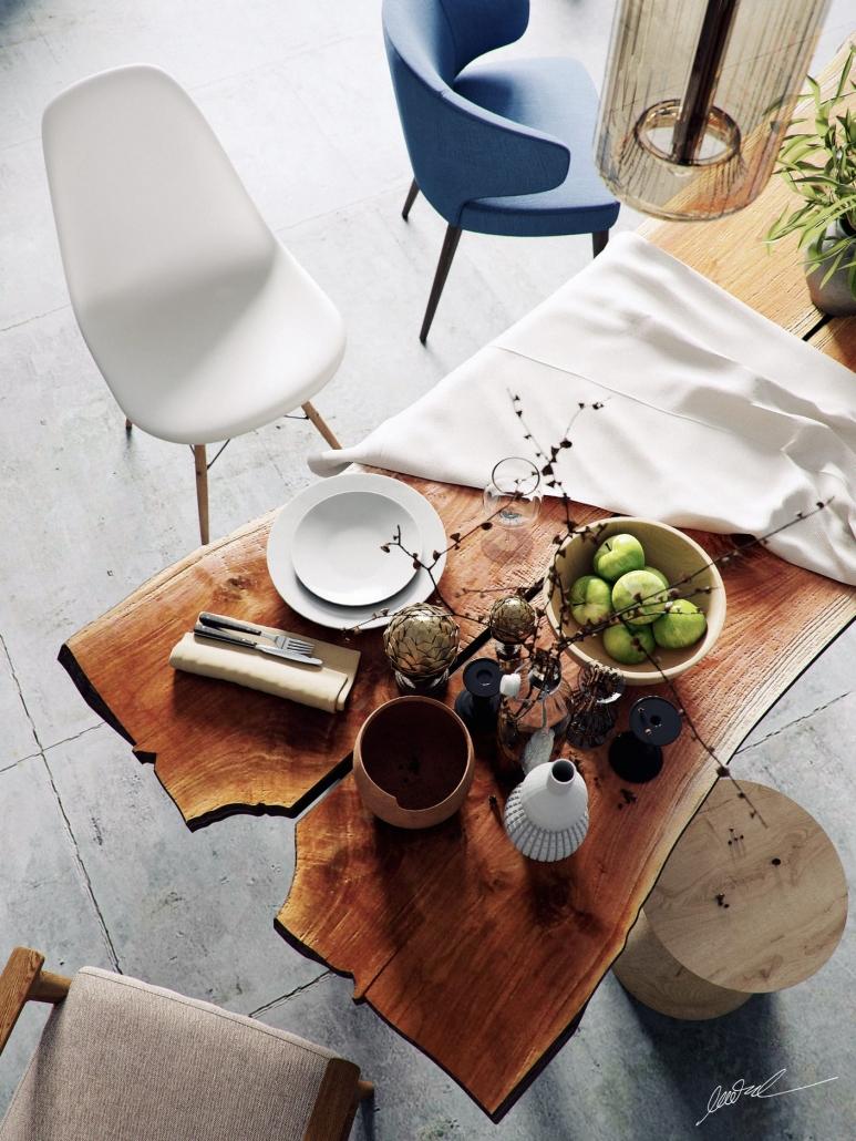 Vu Nguyen Table Art